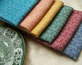Custom Handwoven Towel   Dish Tea Kitchen Hand Bread Guest Towels   100