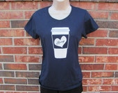 Castle TV Coffee Cup T-Shirt - Always