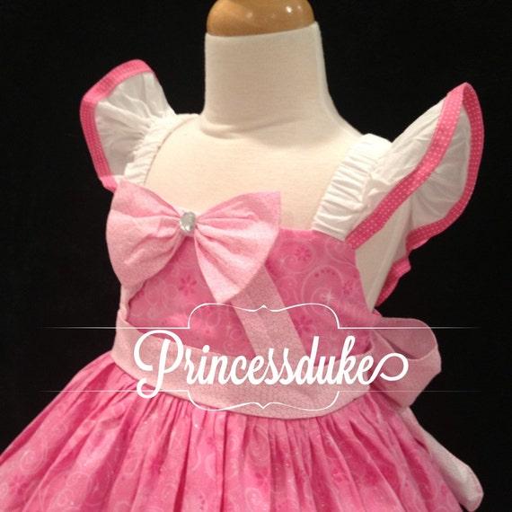 Cinderella Pink Beautiful BALL GOWN Inspired By Princessduke