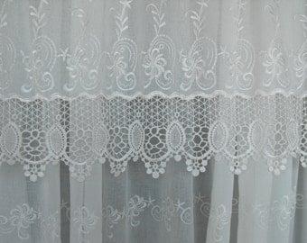 antique lace 3 piece sets lace sheer curtains lace curtains vintage curtains window