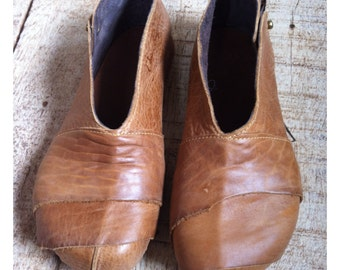 Hand Made Leather Shoes for Woman & Man -PATCHES SHOE
