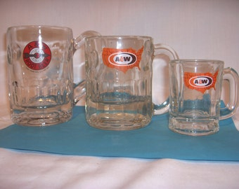 A & W ROOT BEER MUG Collection