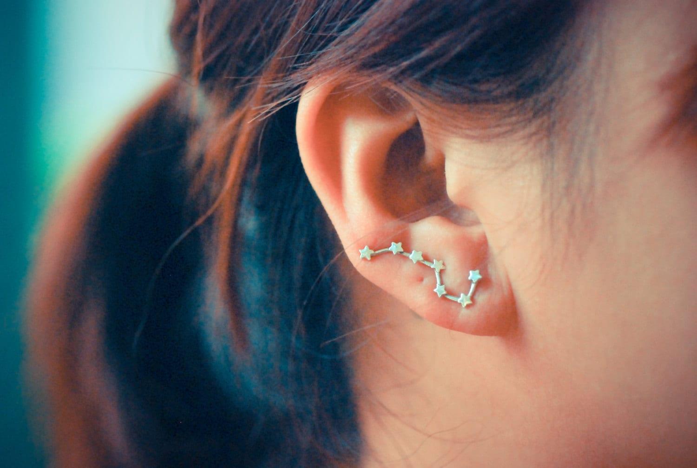 Cute Ear Pierci...