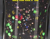 Black Hole Rock N' Roll - Frankenstain Nail Polish - Full Size - Handmade and blended with a 3 free base