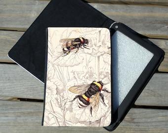 iPad 2/3/4, iPad Air or iPad Mini Case - Vintage Bumble Bee Design