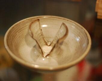 Handmade Clay Soap Dish