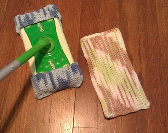 Reusable Swiffer Sweeper Cleaning Pad, Use Wet or Dry