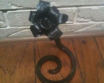 Blacksmith Handmade Decorative Flower
