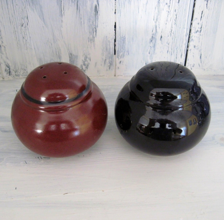 Vintage Noritake Japanese Porcelain Salt And Pepper Shakers