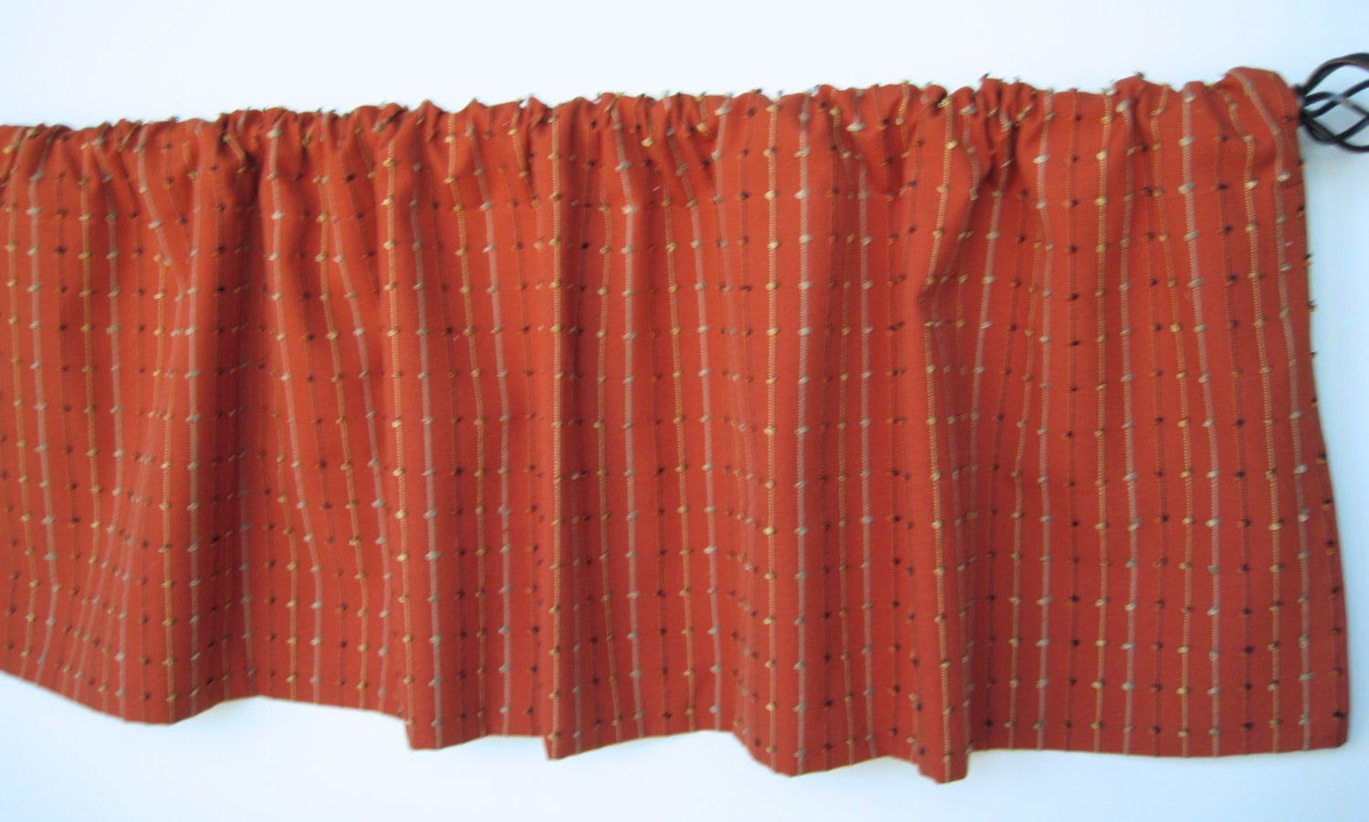 Rust Colored Kitchen Curtains 28 Images Maison Kitchen Window Tiers And Valance Rust Bed