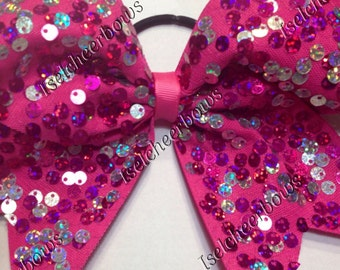 Custom cheerbows