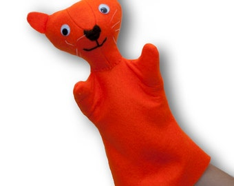 Hand puppet for children - Fox