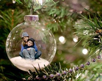 Christmas Ornament Template For Photoshop CS-CS6 & Elements
