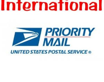 USPS Priority Mail International 6-10 Business Days