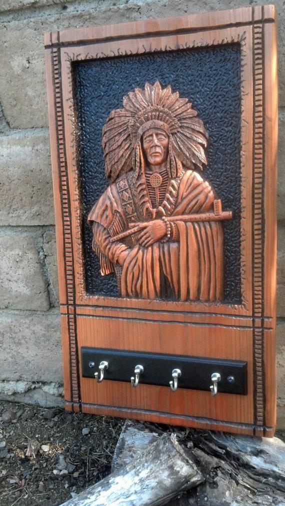 Native American Wood Craft