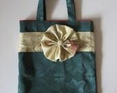 Kimono Bow Flat Bag