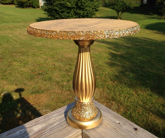 wedding cake stands gold unavailable listing on etsy 25653