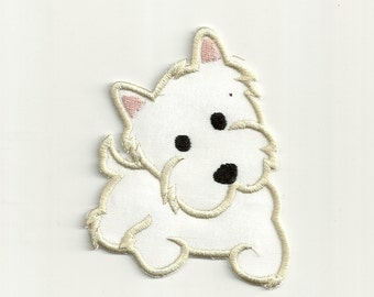 Yorkie Terrier Puppy Patch! Custom Made! AP79