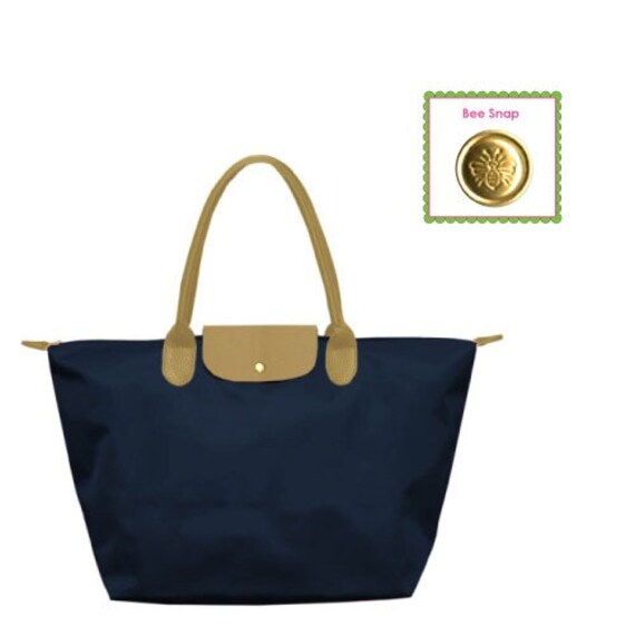 Monogrammed Large Champ Tote