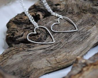 Heart Bridesmaids Necklace