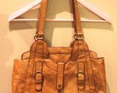Vintage Leather Purse/Handbag