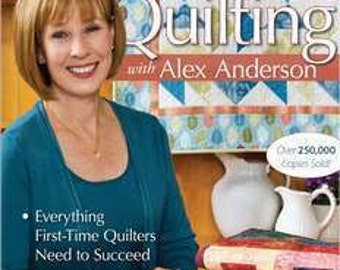 A wonderful book for beginners in the quilting world.