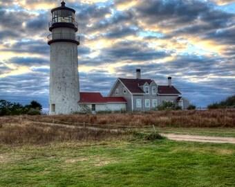 Cape Cod Photography Highland Lighthouse  Truro, MA