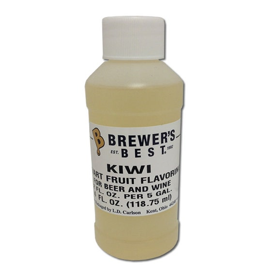 Kiwi Flavoring Extract For  Home Wine Making Beer Making 4 Ounces