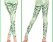 Sale Money illuminati legging