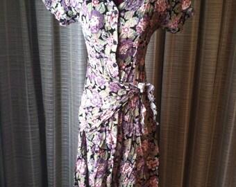 Vintage Marmie West dress