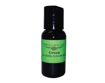 30ml Inkedibles Airbrush Ink (Green)
