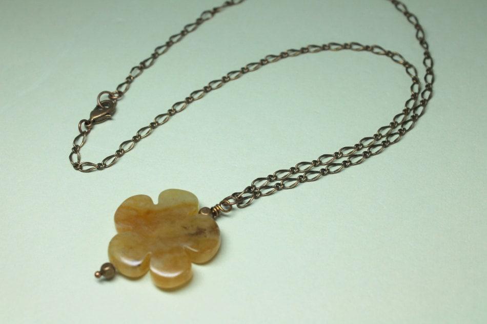 large agate gemstone necklace antique gold necklace large