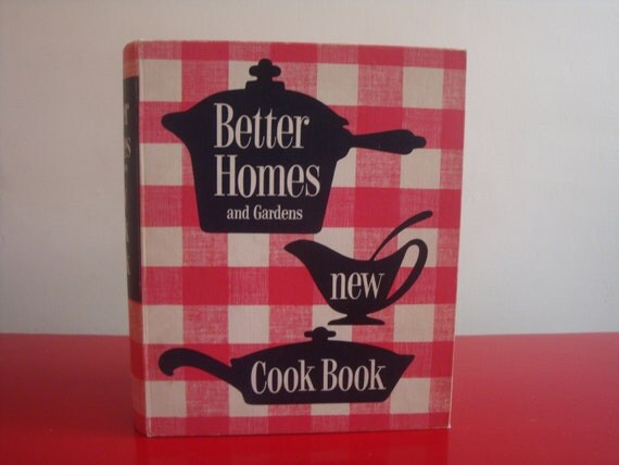 Vintage Better Homes And Gardens New Cookbook By Playfullyvintage