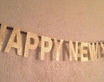 Happy New Year banner!