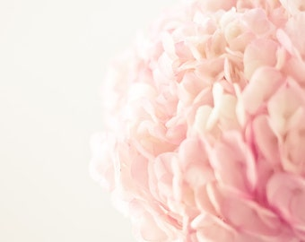 Hydrangea Photo - Hydrangea Print, Floral Photography, Home Decor, Dreamy Photo, Ethereal Photo