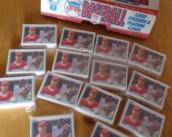 Fleer 1990 Baseball Trading Cards