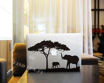Africa Macbook Air Sticker Macbook Air Decal Macbook Pro Decal laptop protector 2267