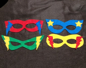 Superhero mask (adult size)