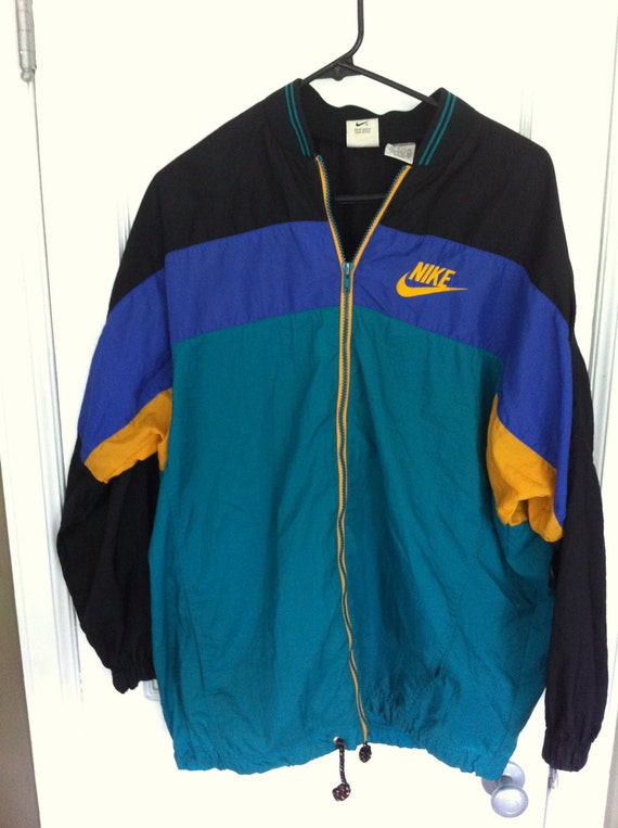 Vintage Windbreaker Jacket uUI7ld