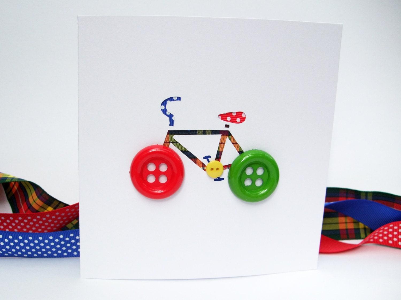 Bike birthday card – Personalised Birthday Card Uk