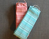 YOUR FABRIC CHOICE:  *2 Pack* Midwife Infant scale slings, midwifery sling for newborn weighing