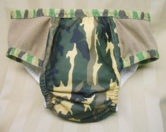 Boys Cloth Training Pants sz large
