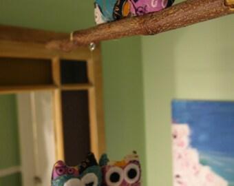 Owl Mobile - 2 Tier Owl Mobile