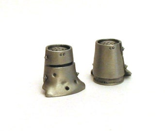 Ned Kelly's Helmet Thimble Pewter Collectible Thimble Gift Historic Collectible
