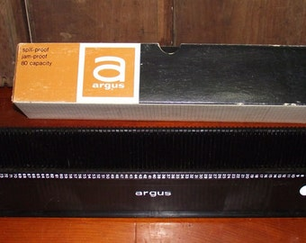 Argus Spill Proof Slide Trays