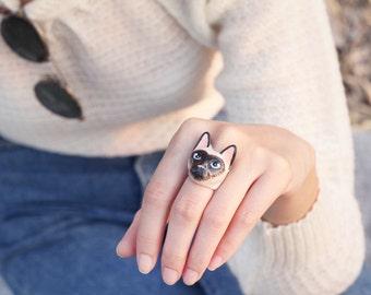 Dalah , Siamese Cat Ring
