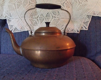 lovely Copper tea pot