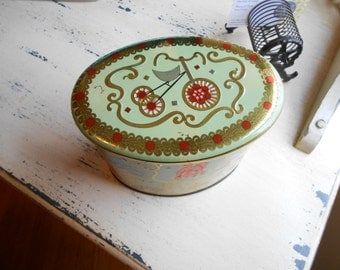 Collectible Baret Ware Tin