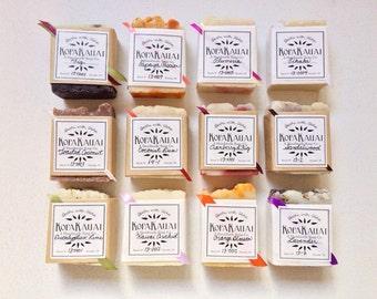Small Dozen Assorted Soaps