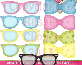 DIGITAL SCRAPBOOKING CLIPART - Disquise Party 1